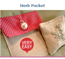 Herb Pillow