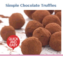 Truffles Recipe